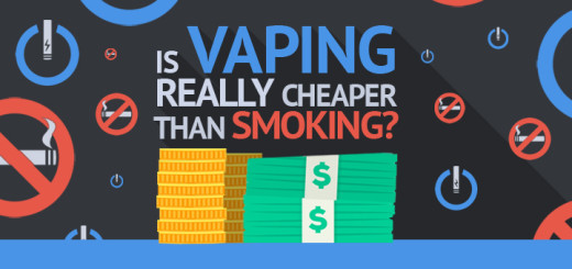 Is Vaping Really Cheaper Than Smoking?