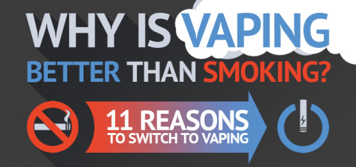 Why Is Vaping Better Than Smoking?