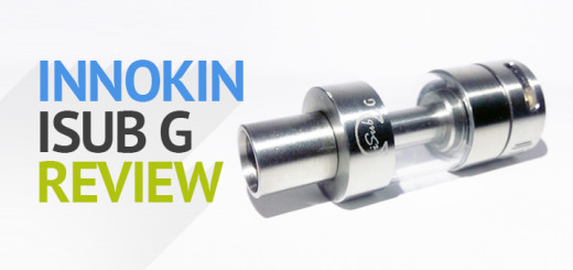 Innokin iSub G Tank Review