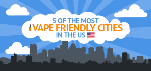 Vape Friendly Cities