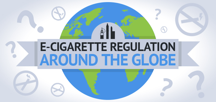 E-Cigarette Regulation Around the Globe