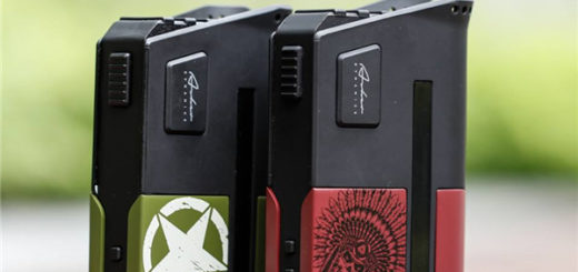 Limitless Arms Race Box Mod Review