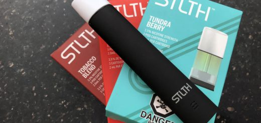 A Look at the Stlth Vape Pod Device